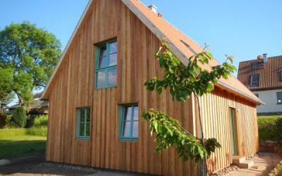 Ein neues Gartenhaus