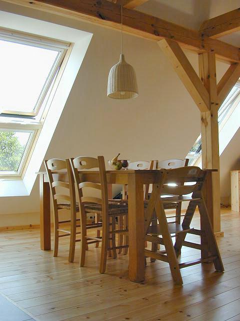 die kleine wohnung ferienlandhaus zempow. Black Bedroom Furniture Sets. Home Design Ideas