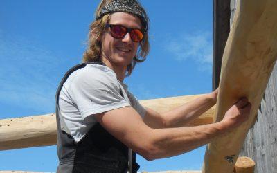 Der Baumeister …